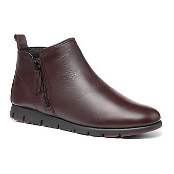 Hotter Women's Mellow Zip Fastening Ankle Boots