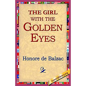 The Girl with the Golden Eyes by Honore De Balzac - 9781421804538 Book
