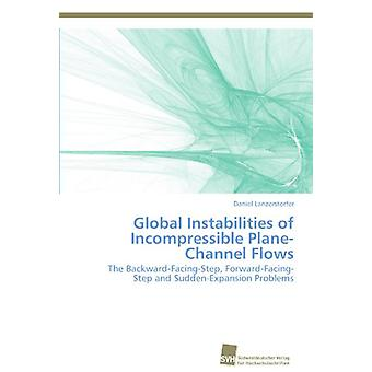 Global Instabilities of Incompressible Plane-Channel Flows by Lanzers