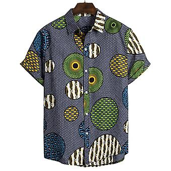 Men & apos;s قميص الأفرو ستايل