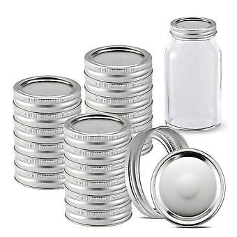 Mason Jar Lids Ring 10pcs