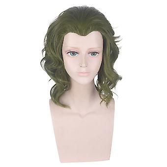Joker Cosplay Wigs Arthur Party Wig Cap