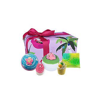 Bomb Cosmetics Gift Pack - Christmas Tropicana