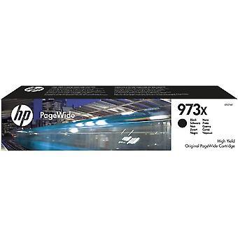 HP 973X Schwarz Original Druckerpatrone mit hoher Reichweite fr HP PageWide