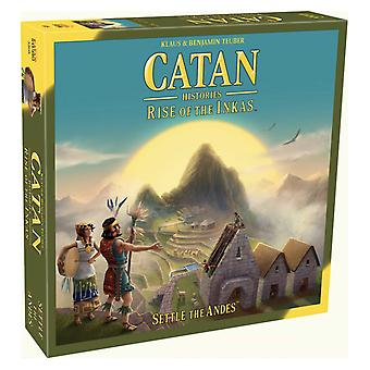 Catan Histories: Rise of the Inkas Board Game