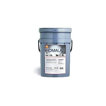 Shell 550027181  Omala S4 We 150 20Ltr Advanced Industrial Synthetic Gear Oil
