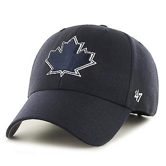 47 מותג רגוע בכושר כובע - MLB טורונטו בלו ג'ייס חיל הים