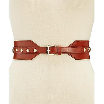 INC | Domed Stud Stretch Belt