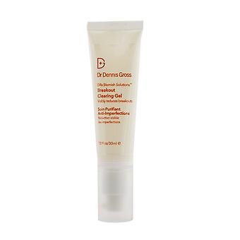 D rx blemish solutions breakout clearing gel 258733 30ml/1oz