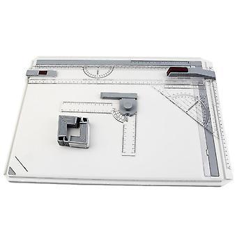 Tragbare Stellbrett, Tisch mit parallel, Bewegungsverstellbarer Winkel, Zeichner