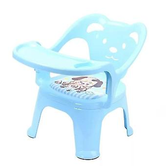 Kindergarten Removable Baby Speaking Dining Chair.
