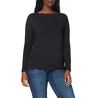 ESPRIT Collection 110EO1K319 T-Shirt, 001/black, XS Women