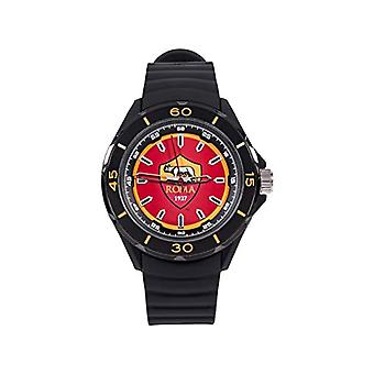 AS Roma Challenge Gent, Men's Wristwatch, Black, One Size(2)