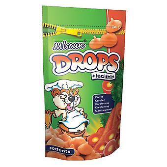 Novopet Gulerod Drops (Små kæledyr, Kosttilskud)