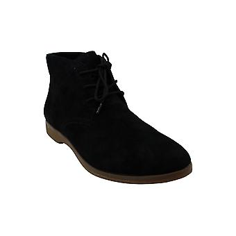 Franco Sarto Womens Percy Leather Closed Toe Ankle Fashion Boots