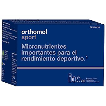 Orthomol Sport Drinkable Ampoules