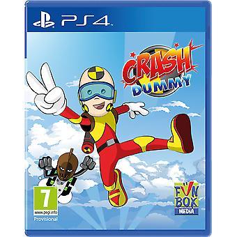 Crash Dummy PS4 Game