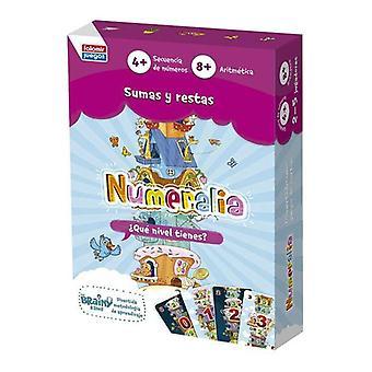 Educational Game Numeralia Falomir (ES)