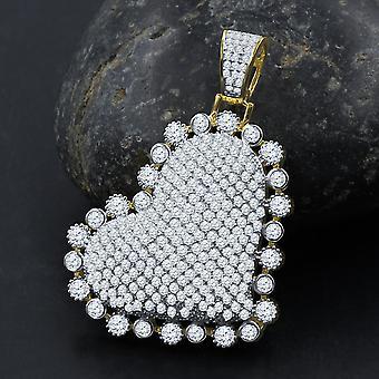 Verliebtheit Silber Anhänger   9213852