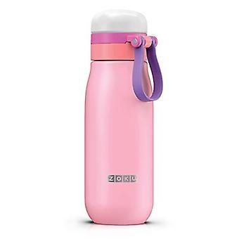 Zoku Zoku Ultralight SS Bottle Pink