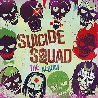 Various - Suicide Squad (The Album) Vinyl