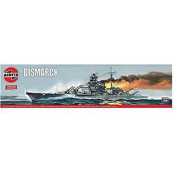 Bismarck Airfix 1:600 -mallisarja