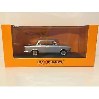 Maxichamps 940023700 BMW 700LS 1960 Silver 1:43 Scale