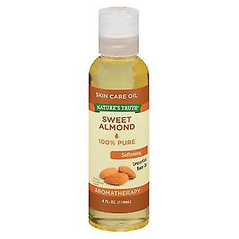 Nature's Truth Nature's Truth Sweet Almond Skin Care Oil Unscented, 4 Oz