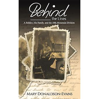Behind the Lines by Mary DonaldsonEvans