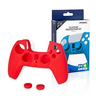 Controller Skins Cover Case Silicone Anti-slip For Ps5