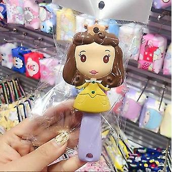Pretend professions jeu de rôle pretend play frozen comb princess anti static hair care brushes sm157974