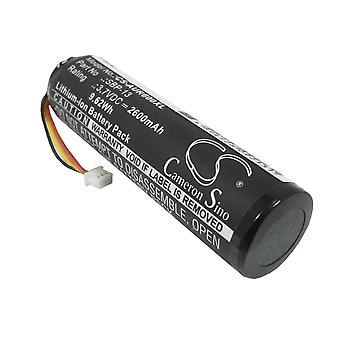 GPS Navigation Battery for Asus 07G016UN1865 SBP-13 R600 CS-AUR600XL 2600mAh