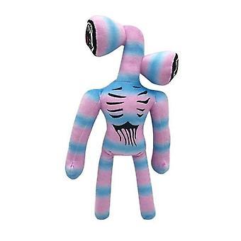 Sirene Hoofd Cijfers Pluche Speelgoed Gevulde Doll Horror Karakter