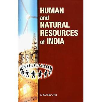 Menschliche und natürliche Ressourcen Indiens