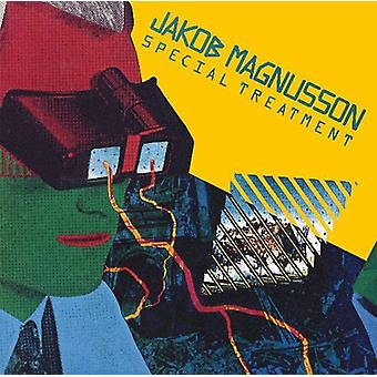 Jakob Magnusson - Special Treatment [CD] USA import