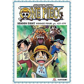 One Piece: Season Eight - Voyage Four [DVD] USA import