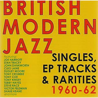 Singles de Jazz britânico moderno, importar faixas do EP & - faixas britânico moderno Jazz Singles EP & EUA [CD]