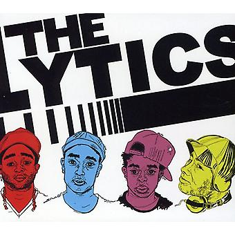 Lytics - Lytics [CD] USA import