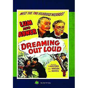 Dreaming Out Loud [DVD] USA import