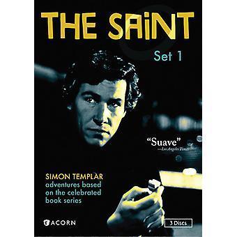 Saint: Set 1 [DVD] USA import