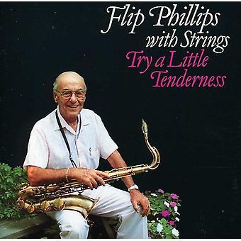 Flip Phillips - Try a Little Tenderness [CD] USA import