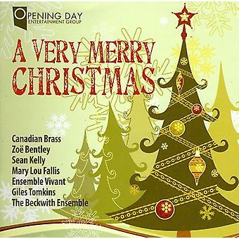 Very Merry Christmas - A  Very Merry Christmas [CD] USA import