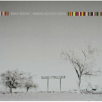 Brad Shepik - Human Activity Suite [CD] USA import