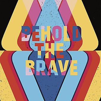 Behold the Brave - Behold the Brave [CD] USA import