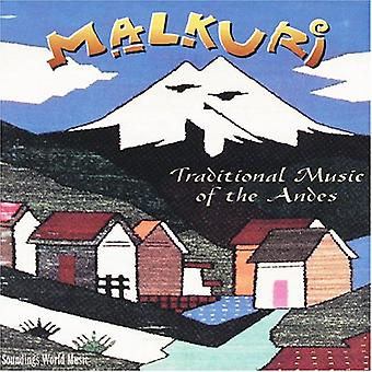 Malkuri - Traditional Music of the Andes [CD] USA import