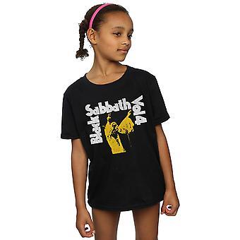 Svart Sabbats flickor Vol. 4 T-shirt