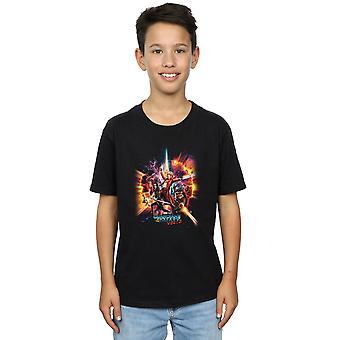 Marvel jungen Hüter des Galaxy Vol. 2 Team Poster T-Shirts