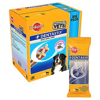 النسب Dentastix الكلب Chews (حزمة من 56)