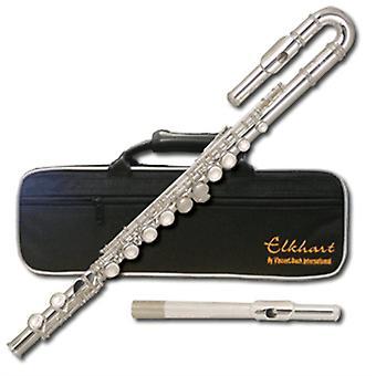 Elkhart 101FLU gebogen hoofd fluit