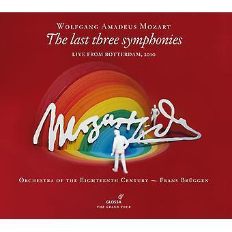 Mozart - Last Three Syms [CD] USA import